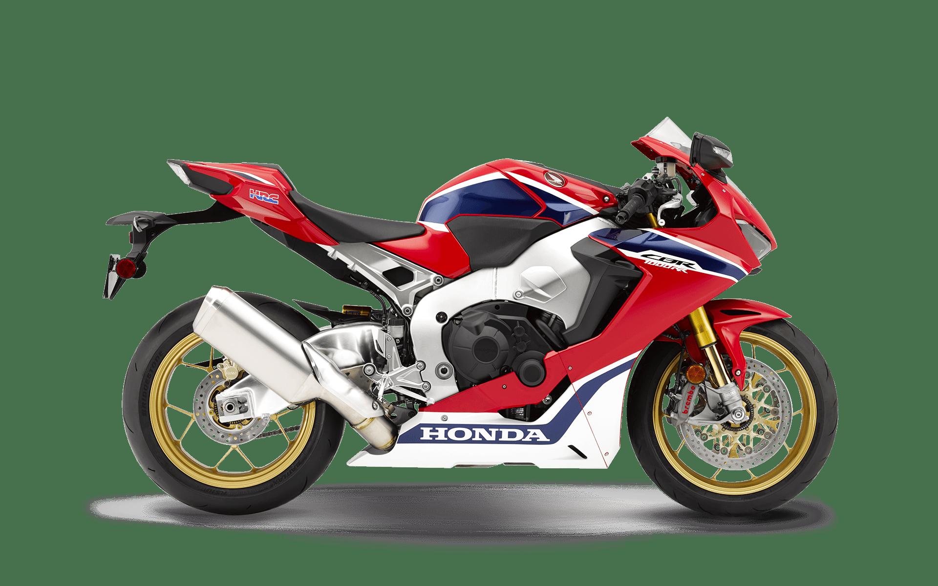 Honda Motorcycle - Iain Mutch