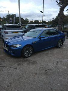 2014 M5 bought from Steve in Barnsley Great value high performance car