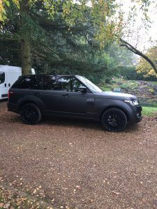 11 MONTH OLD FULLY KAHN CONVERTED RANGE ROVER , DIFFERENT !!!