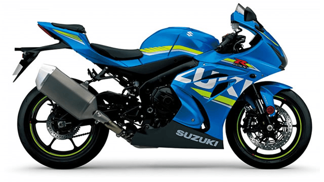 Suzuki Motorcycle - Iain Mutch
