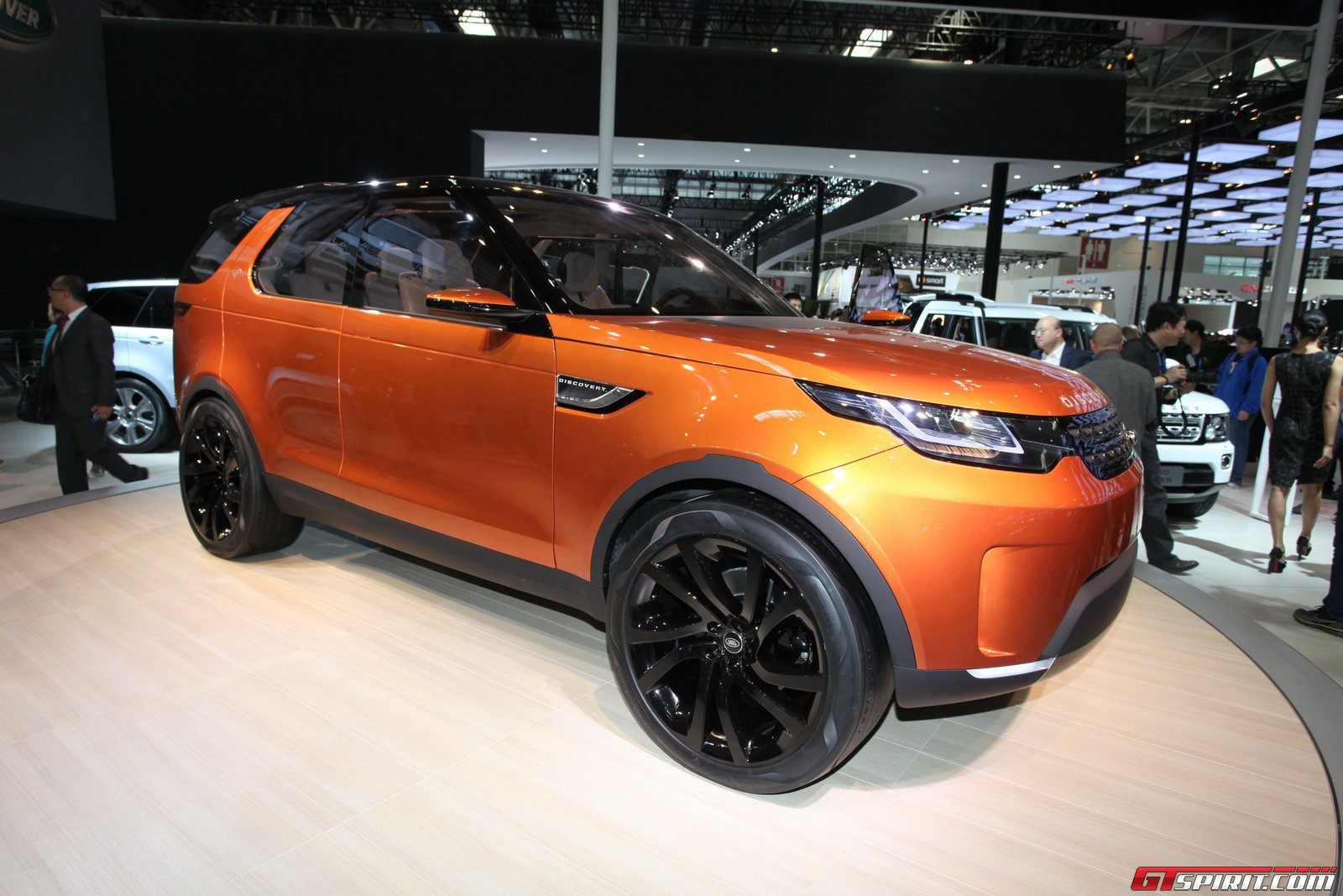 discovery sport 3